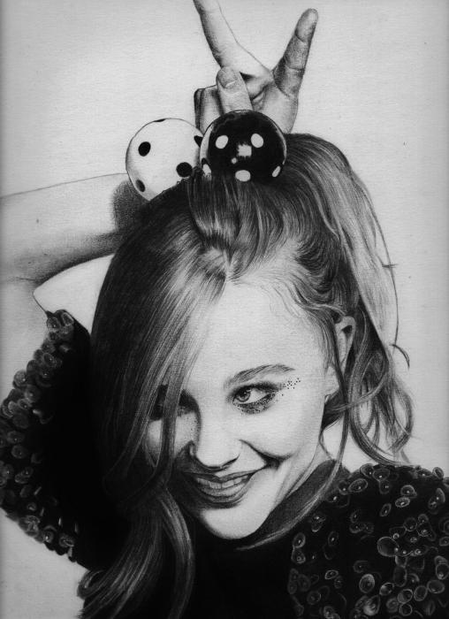 Chloë Moretz par 1994